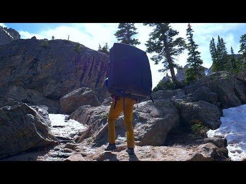 Bouldering In Colorado - Episode 1