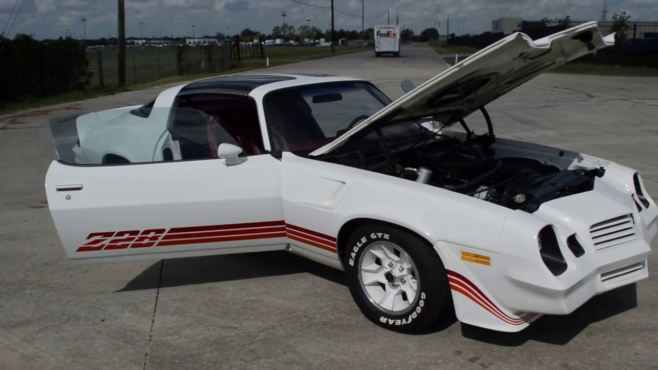 1980 Chevrolet Camaro Z28 Frank\'s Car Barn - Buy, Sell and Trade ...