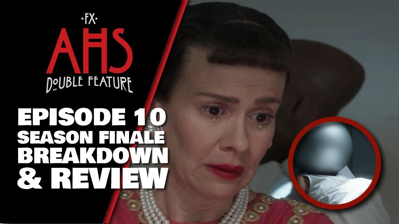Download American Horror Story Double Feature Episode 10 Recap & Review | Season 2 Double Feature Finale