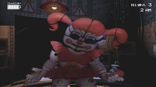 Circus Baby in FNaF 2