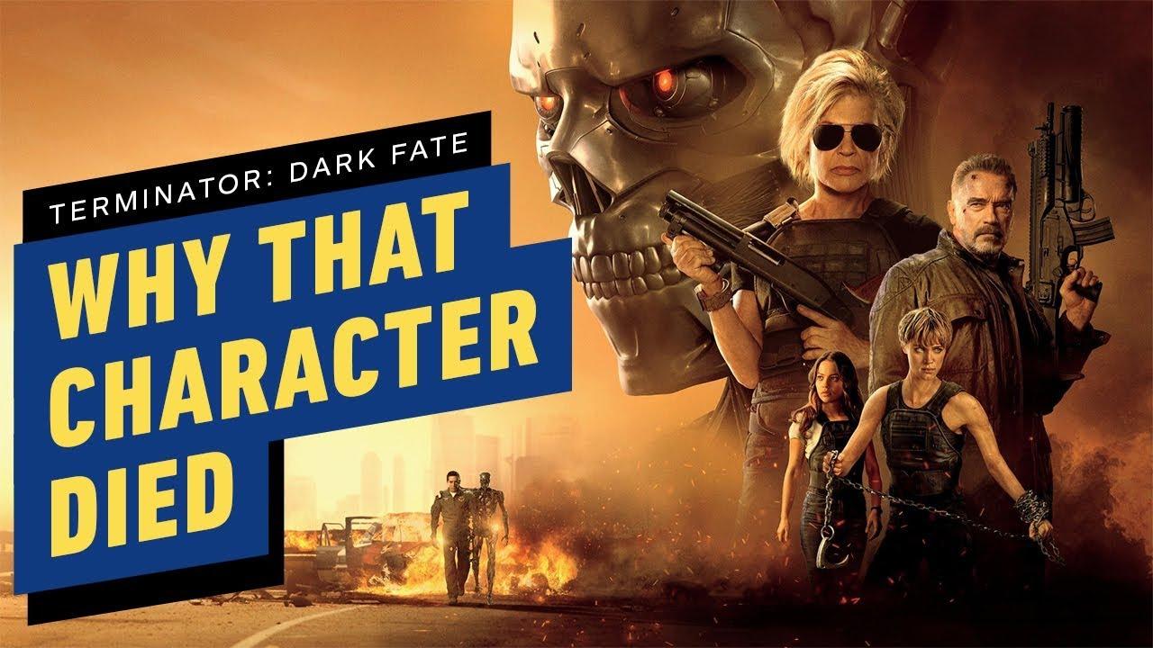 Terminator: Dark Fate - Por que esse personagem teve que morrer (SPOILERS) + vídeo