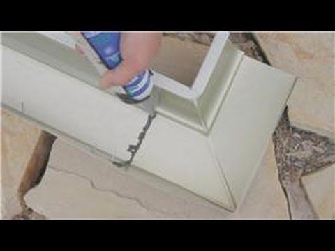 Gutter Maintenance How To Repair A Joint In A Metal