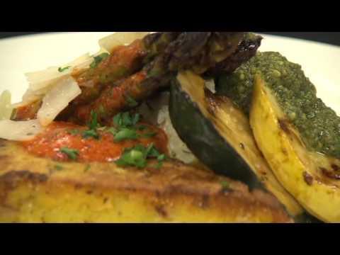 Vegetarian Plate Recipe | Overland Park Convention Center
