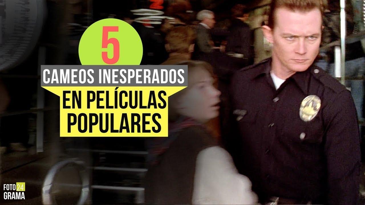 5 Cameos Más Inesperados en Películas Populares | Fotograma 24 con ...