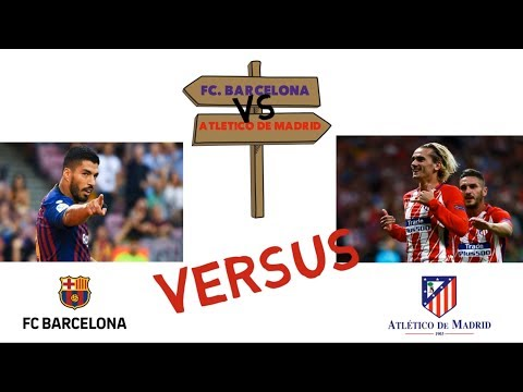 Barcelona Vs Atletico Madrid Head To Head Comparisons | All-time Records | Statistics 2018-2019