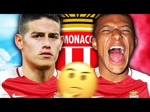 WHAT IF MONACO NEVER SOLD THEIR BEST PLAYERS?!? FIFA 19 Career Mode Experiment