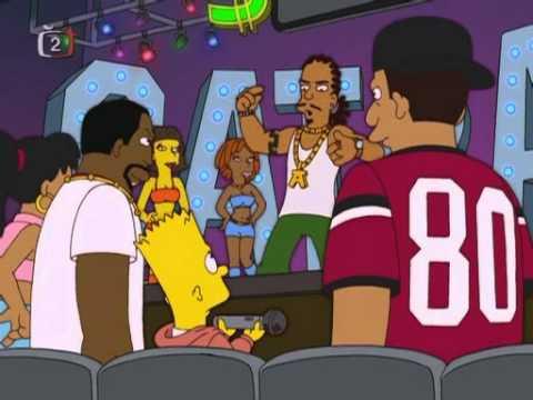 Bart je na Vraždě pro život