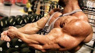 Грудь, трицепс, плечи. Тренировка на качество мышц.