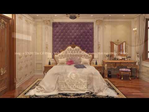 tancodien.com - Dự án biệt thự phong cách tân cổ điển tại KĐT Thanh Hà