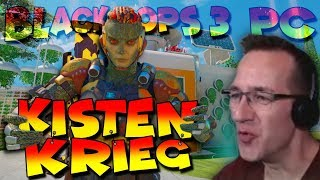 Black Ops 3 KISTENKRIEG - Pink Panter im KILL Modus - BO3 Gameplay