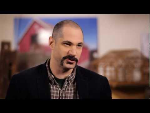 SCAD architectural history alumnus Todd Levine