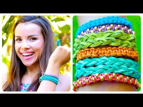 GIY Wrap Bracelets! thumbnail