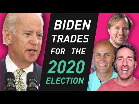 Stocks We're Buying if Joe Biden Wins the 2020 Election