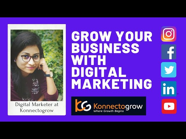 Grow Your Business With Digital Marketing | Digital Marketing For Your Business | Digital Marketing