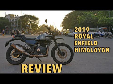 2019 Royal Enfield Himalayan ABS : First Ride and Review | BigBangBiker
