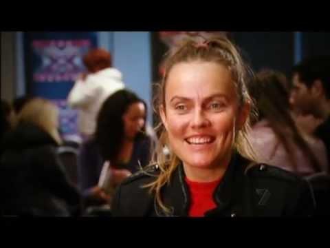 Angela Vayne - Auditions - The X Factor Australia 2012 night 3 [FULL]