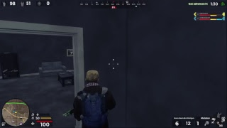 (H1Z1: Battle Royale) DUOS W/chickenslayer raging bitching.... mostly me enjoy