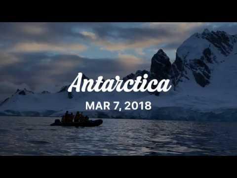 Antarctica, March 7, 2018, Cuverville Island & Paradise Harbor