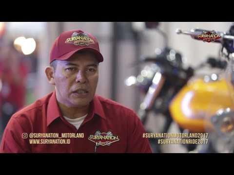 SURYANATION MOTORLAND 2017: PALEMBANG