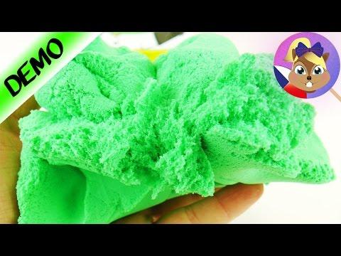 Nejšílenější plastelína na světě! Co je to? Inteligentní plastelína? Písek? Mad Mattr!