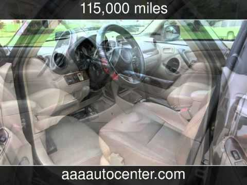 2002 Toyota RAV4 SUN ROOF CD PLAYER CLEAN CARFAX  Used Cars - Houston,TX - 2015-10-01