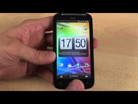 HTC Sensation: problémy s Wi-Fi