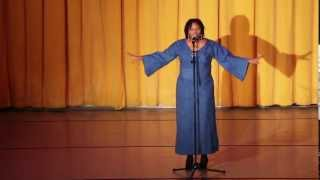 """Storyteller Jos Duncan re-tells African American Tale """"The People Could Fly"""""""