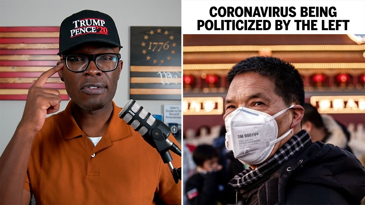 Coronavirus Being POLITICIZED By Media & Left, Inducing PANIC!