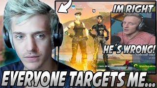 Ninja Explains How Tfue TURNED The Community AGAINST Him & Why It's NOT Fair!