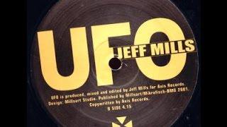 Jeff Mills - UFO - 4 Art / UFO EP