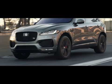 Jaguar F-PACE | Performance, Design & Luxury | Jaguar USA