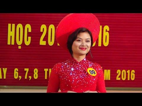 CÔ GIÁO TÀI NĂNG DUYÊN DÁNG 2016 - THCS THĂNG LONG