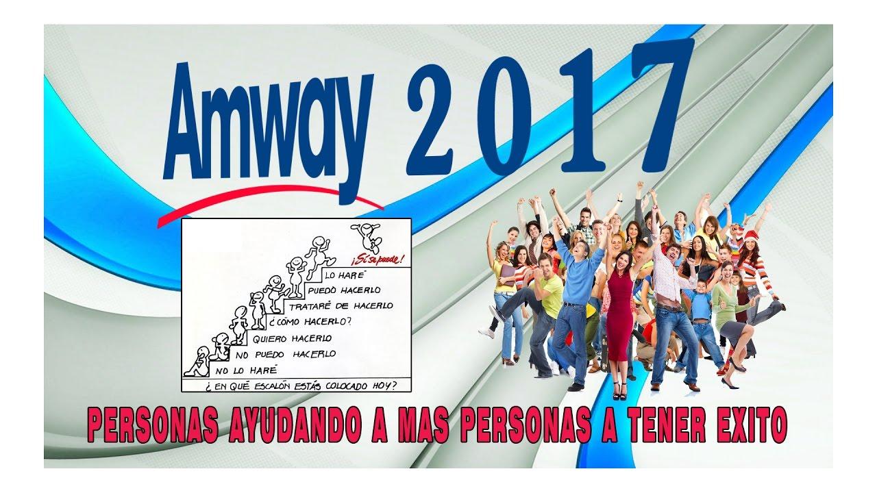 plan de negocios 2017 amway youtube