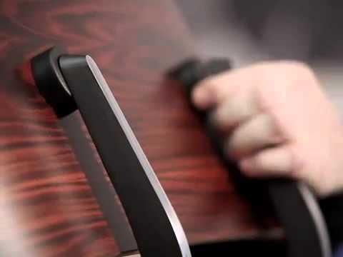 Eames lounge stoel van vitra youtube - Eames eames stoel ...