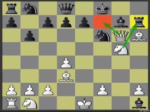 Dirty chess tricks 1 (Matinovsky Gambit)