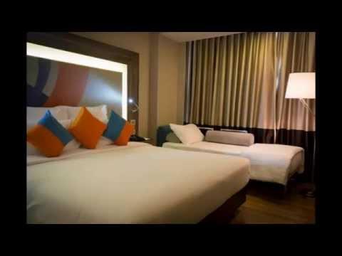 โรงแรมโนโวเทล เมืองทอง ที่พักใกล้ในอิมแพคเมืองทองธานี