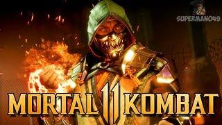 Baixar PLAYING MORTAL KOMBAT 11 FOR THE FIRST TIME THOUGHTS - Mortal Kombat 11: Scorpion, Sub-Zero Gameplay