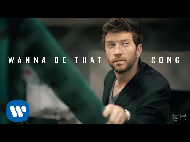 Brett Eldredge - Wanna Be That Song (Official Music Video)