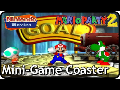 Mario Party 2 - Mini-Game Coaster (Hard)