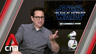 JJ Abrams on the ending of Star Wars: The Rise Of Skywalker| CNA Lifestyle