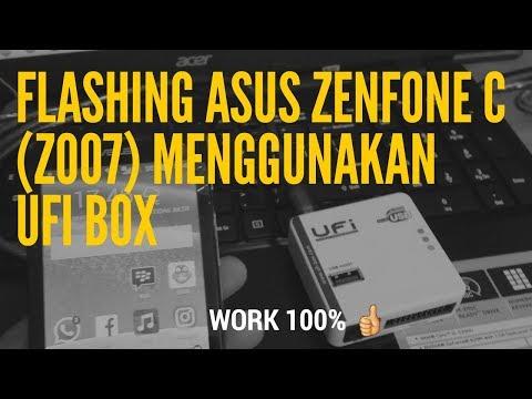 cara-flashing-asus-zenfone-c-z007-menggunakan-ufi-box