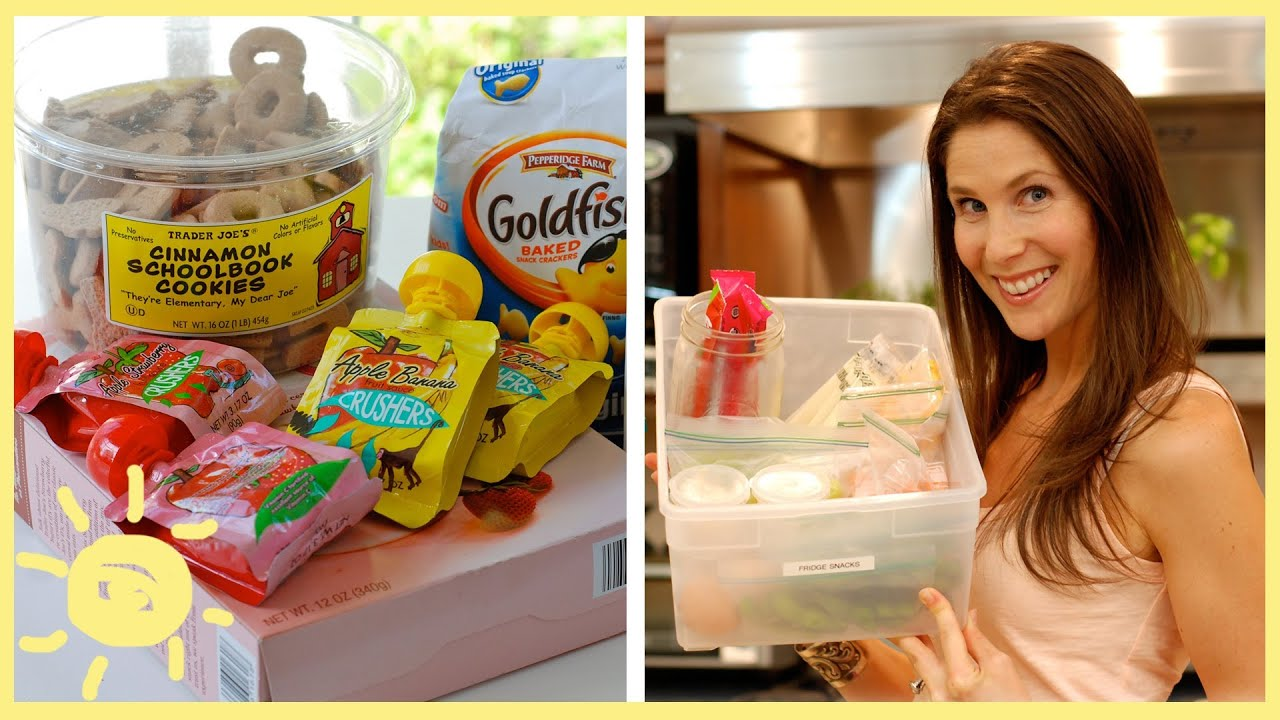 EAT | Tips For Organizing Your Snack Cabinet