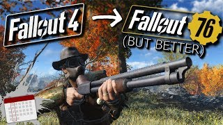 How To Turn Fallout 4 Into Fallout 76 (But Better) - Fallout 76 in Fallout 4 Mods