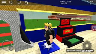 Playing sonic tycoon roblox and sega heroes
