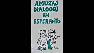 [Sonlibro] Amuzaj Dialogoj en Esperanto (Albert Lienhardt)