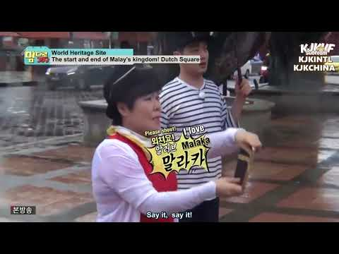 Koreans Learned History of Melaka [Let's Go with Mom in Malaysia 2017]