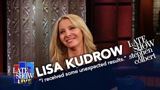 Lisa Kudrow Spills The Beans On Courteney Cox