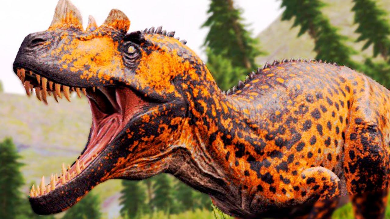 Download A Migração do Ceratossauro! Pequenos Dinossauros e Grandes Problemas   The Isle   (PT/BR)