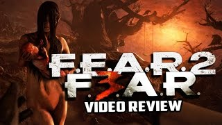 F.E.A.R. 2 & F.E.A.R. 3 PC Game Review
