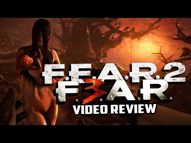 Fear 2 video game review best pc games of world war 2